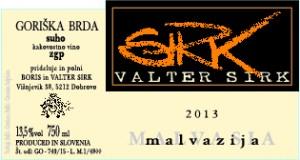 Sirk Malvazja